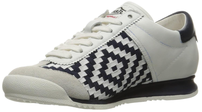 Ash Women's Scorpio Fashion Sneaker B01LYOD40P 39 M EU / 9 B(M) US|Off White/Navy