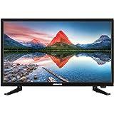 MEDION LIFE P13175 MD 21442 54,6 cm (21,5 Zoll Full HD) Fernseher (LCD-TV mit LED-Backlight, Triple Tuner, DVB-T2, HDMI, USB, CI+, Mediaplayer) schwarz