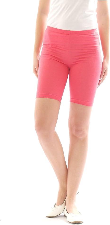 Pantalón corto ajustado para hacer deporte (ciclismo) - legging ...