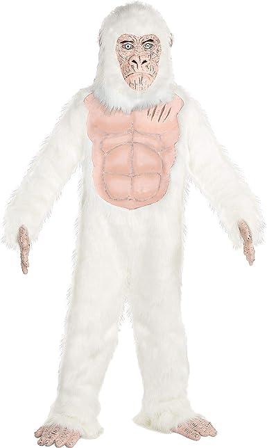 Amazon Com Costumes Usa Rampage George Costume For Boys Standard