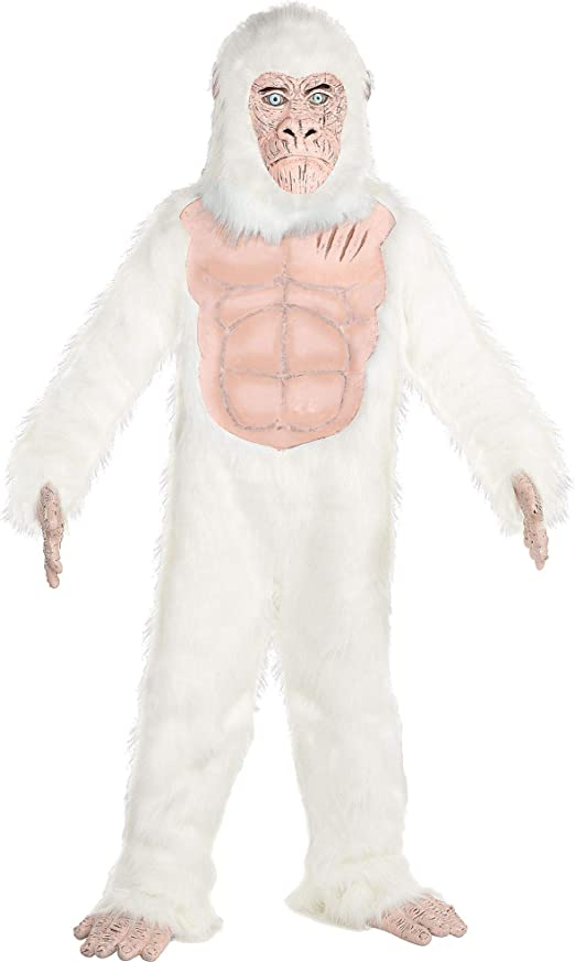 Amazon Com Costumes Usa Rampage George Costume For Boys Standard