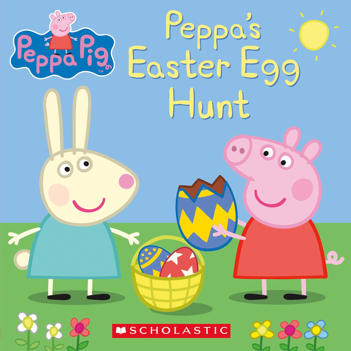 Peppas easter egg hunt peppa pig scholastic eone peppas easter egg hunt peppa pig scholastic eone 9780545881302 amazon books negle Choice Image