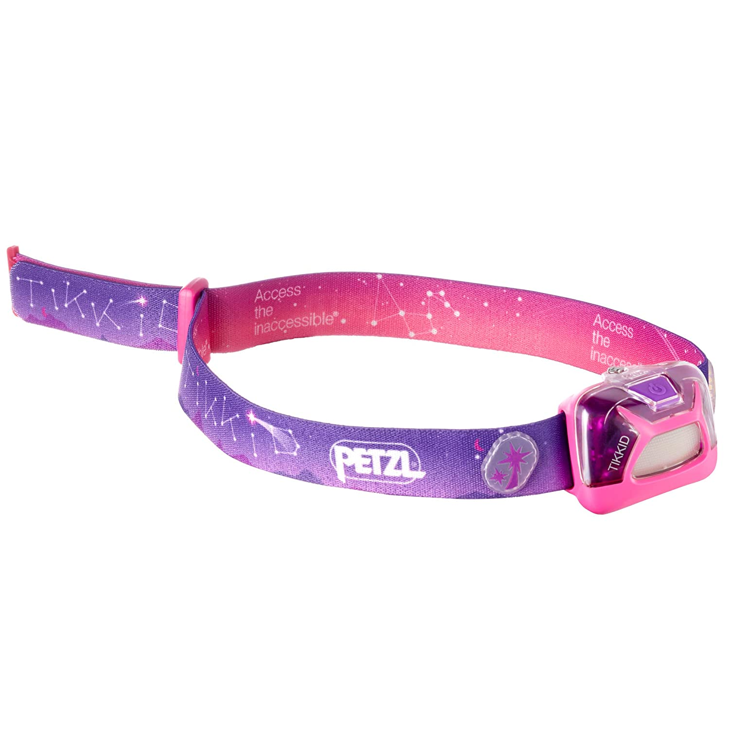 PETZL – TIKKID, 20 Lumens, Outdoor and Indoor Compact Headlamp for Reading and Play, Kids 3 Years and Older