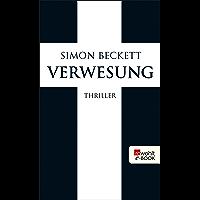 Verwesung (David Hunter 4) (German Edition)