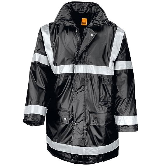 15bd99b76b66 Result Work-Guard - Veste de travail imperméable coupe-vent - Homme   Amazon.fr  Vêtements et accessoires