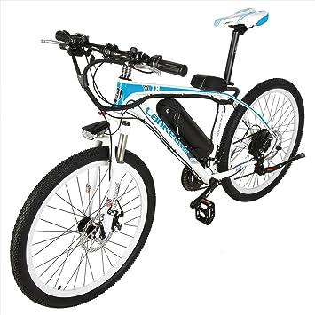 SMLRO lankeleisi T8 Eléctrica Bicicleta de Nieve Fat Tires Montaña Bicicleta Motor 500 W 36 V