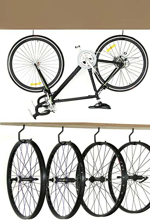 DOOMUUT Gancho para la Bicicleta/Bicicleta Gancho Pack de 8 – Uso ...