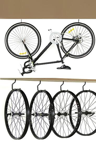 fahrrad aufhangen rad aufhangung haken packung mit 8 heavy duty passt auf alle senkrecht