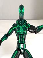 """Marvel Legends SPIDER-MAN (Big Time costume) review 6"""" inch (Hasbro) action figure toy"""