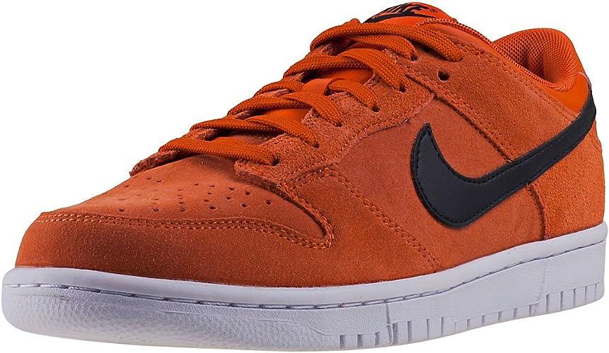 Nike Dunk Low Mens Trainers Orange
