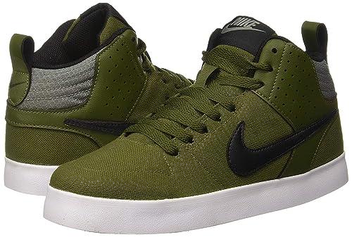 4c092d212a3 Nike Men's LITEFORCE III MID Sneakers-12UK 13 US Green: Buy Online ...