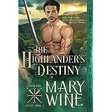 The Highlander's Destiny (Highland Rogues)