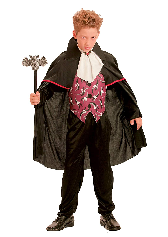 Ciao - Disfraz de Dracula, talla L (7-9 años), unisex, color negro ...