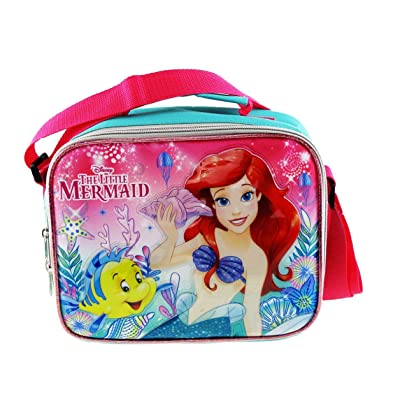 The Little Mermaid Lunch Box - Seashore A14855: Kitchen & Dining