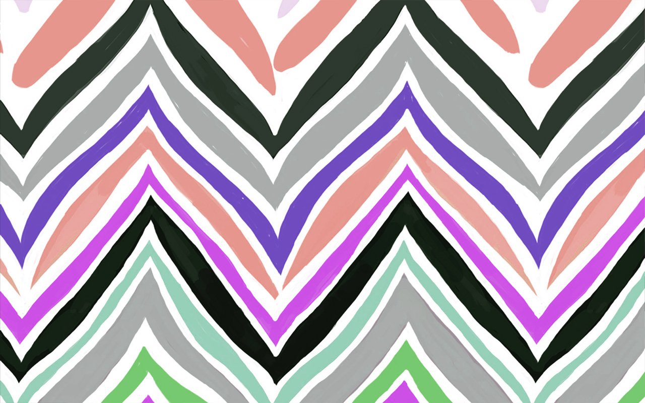 MightySkins Protective Vinyl Skin Decal for YETI Tundra 160 qt Cooler wrap Cover Sticker Skins Colorful Chevron by MightySkins (Image #2)