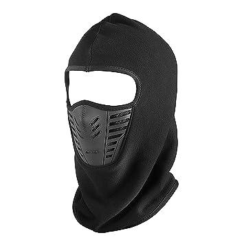 Pasamontañas Unigear Mascara Balaclava A Prueba De Viento Y Polvo Invierno Cabeza Cuello Calentador Con Tapabocas