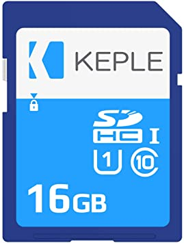 16GB Tarjeta de Memoria SD Card | SD Memory Card Compatible con Canon EOS 1300D (1300 D), 800, M10, 7D Mark II, M2, 750D, 760D, Kiss M, 5DS X DSLR ...