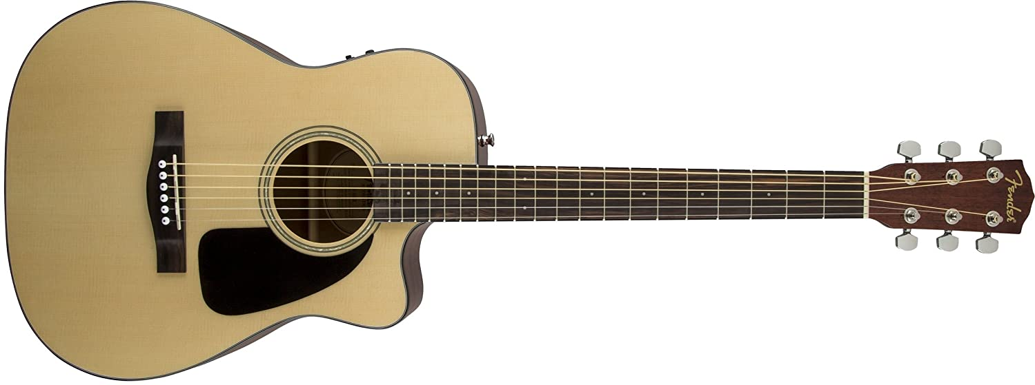 Fender Beginner Acoustic-Electric Guitar CF-60CE