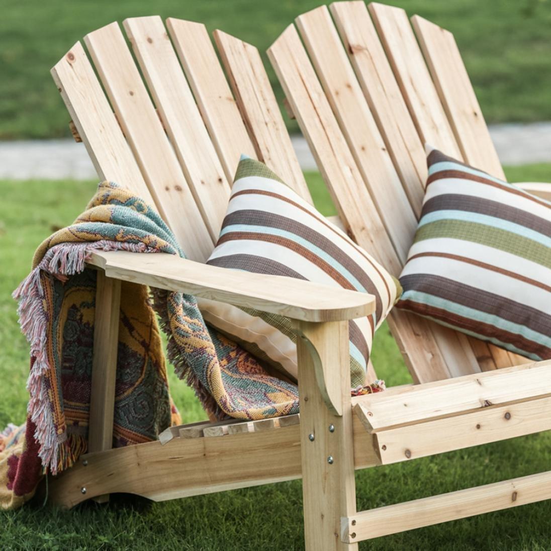 Amazon.com: allywit sillas de Adirondack, hogar al aire ...