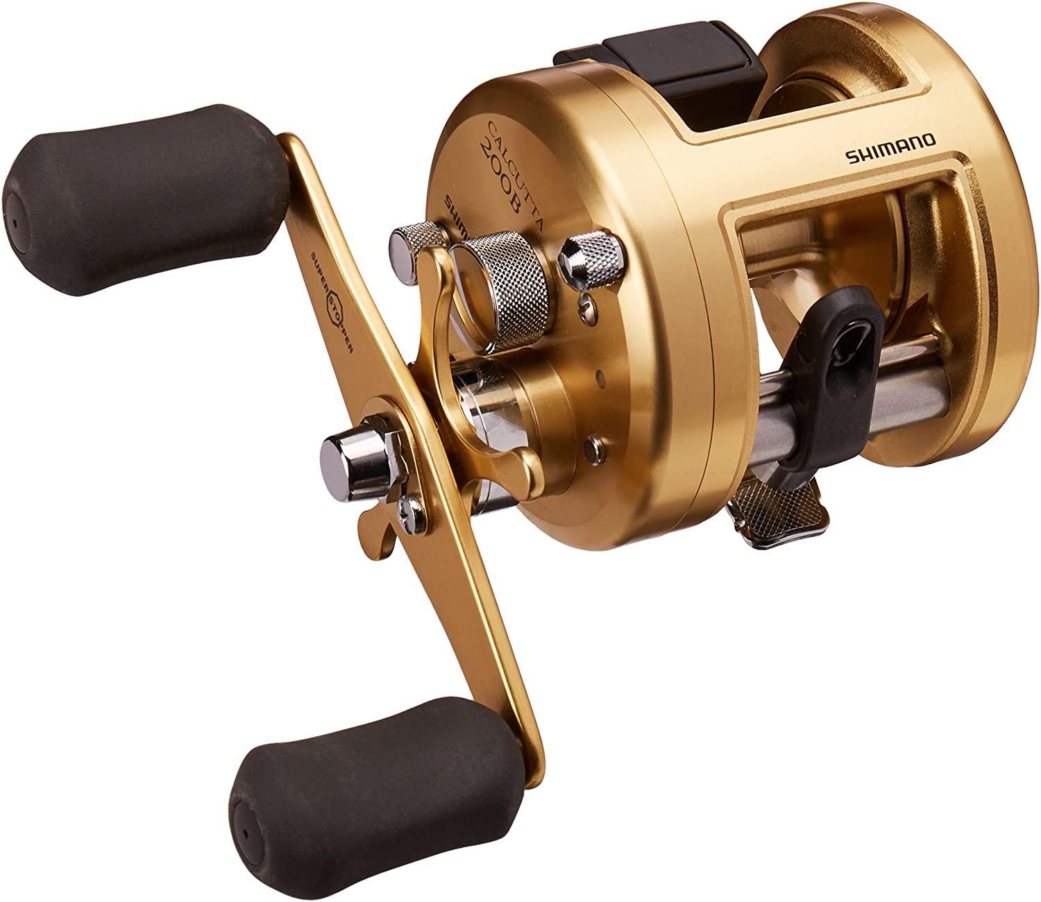 best musky reel: SHIMANO Calcutta Fishing Reel