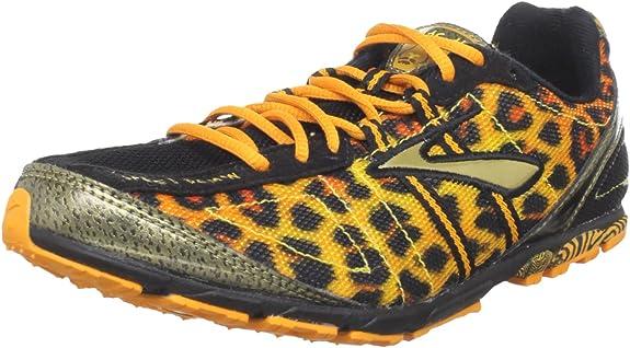 Brooks Mach 13 flame-orange/varsity-maize/gold   Koole Sport