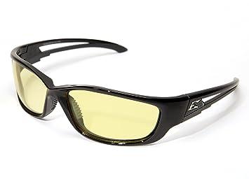 Amazon.com: Edge Eyewear Kazbek XL anteojos de sol, Marco ...