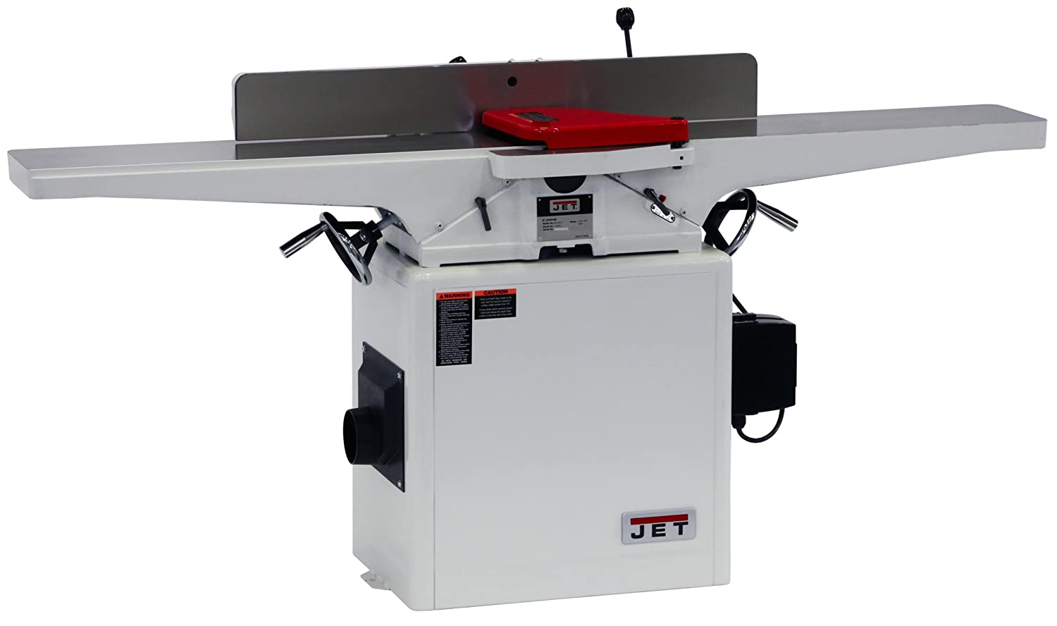 Jet 718200K 1PH 230V 2HP JJ-8CS 8 Closed Stand Jointer, Only in  Woodworking, Jointers - - Amazon.com