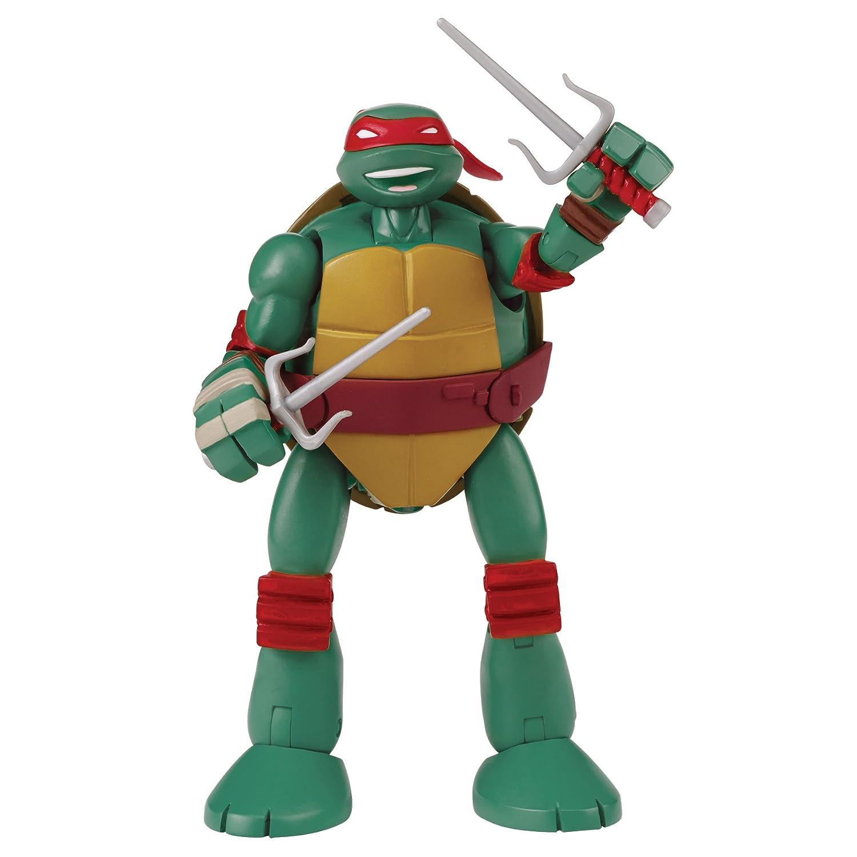 Teenage Mutant Ninja Turtles Mutations Pet To Ninja Raphael Action Figure 91654