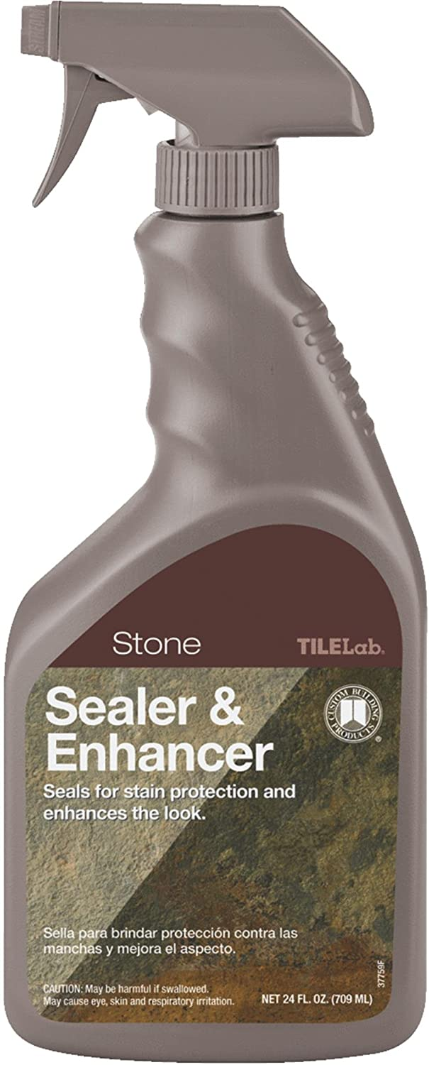 Tilelab Stone Sealer And Enhancer Tile Grout Cleaners Amazon Com
