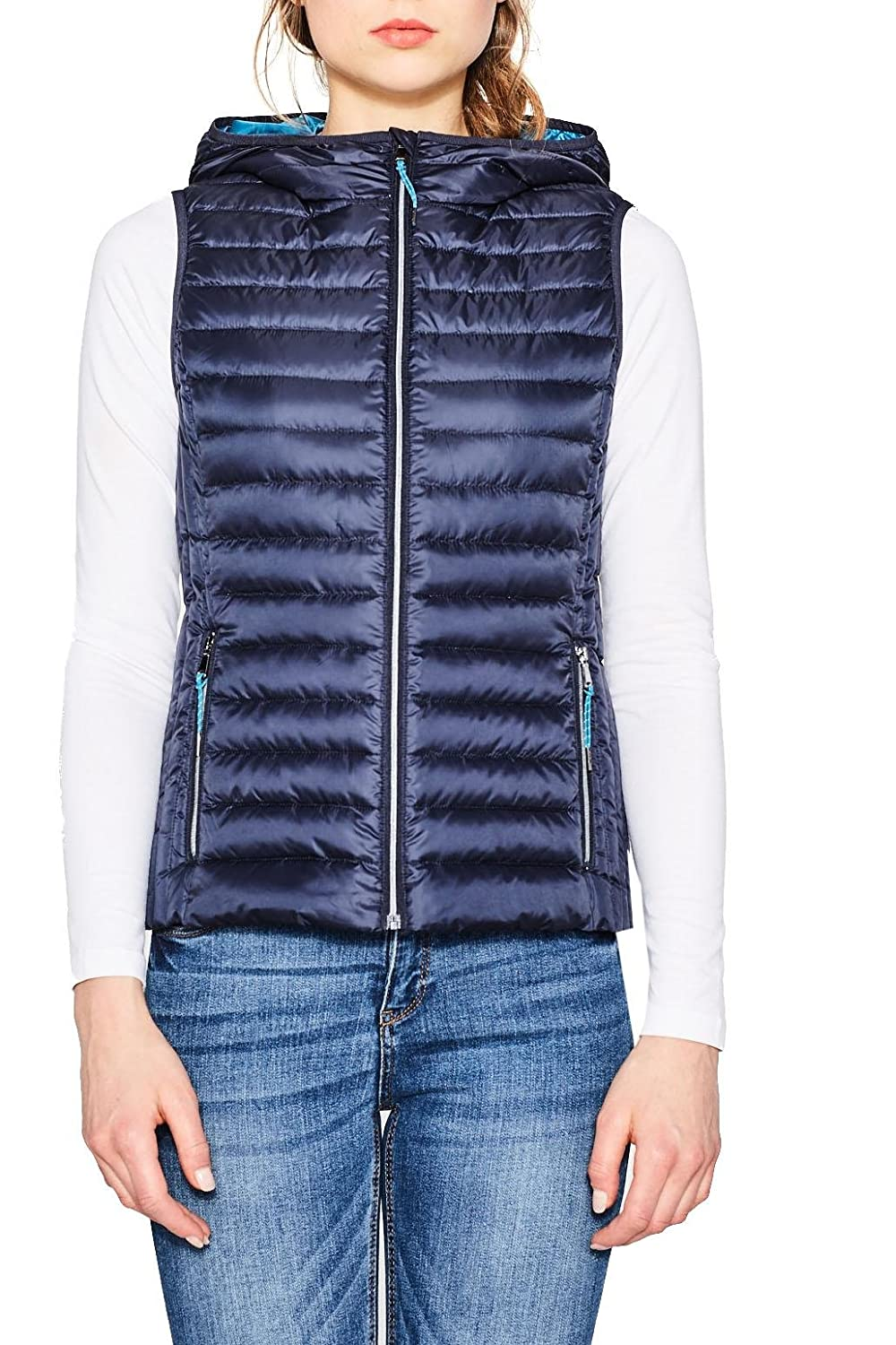ESPRIT Women's Outdoot Gilet 077EE1H001