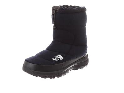 [ザ・ノース・フェイス] ブーツ Nuptse Bootie Wool IV メンズ ネイビー US 5(23 cm)