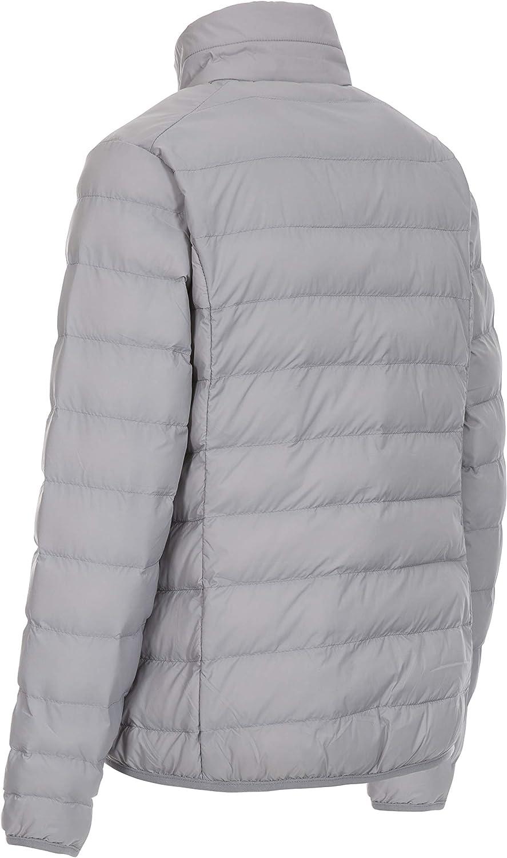 Trespass Women's Julianna Ultra Light Weight Jacket Platinum