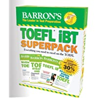 TOEFL iBT Superpack, 3rd Edition: Everything you need to excel on the TOEFL