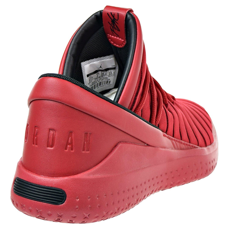 Jordan Flight Luxe BG Big Kids Running Shoes Gym Red//Black-Gym Red 919716-601