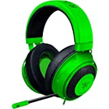 Razer Kraken Gaming Headset: Lightweight Aluminum Frame, Retractable Noise Isolating Microphone, For PC, PS4, Nintendo…