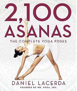 Asanas: 608 Yoga Poses: Dharma Mittra: 9781577314028: Amazon ...