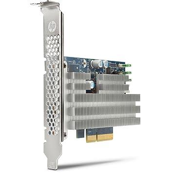 "HP M1F73AA Z 2.5"" Turbo Drive G2 256GB PCIe SSD M1F73AA"