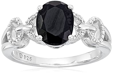women ajax ring unique onyx diamonds rings yx of black wedding onix with