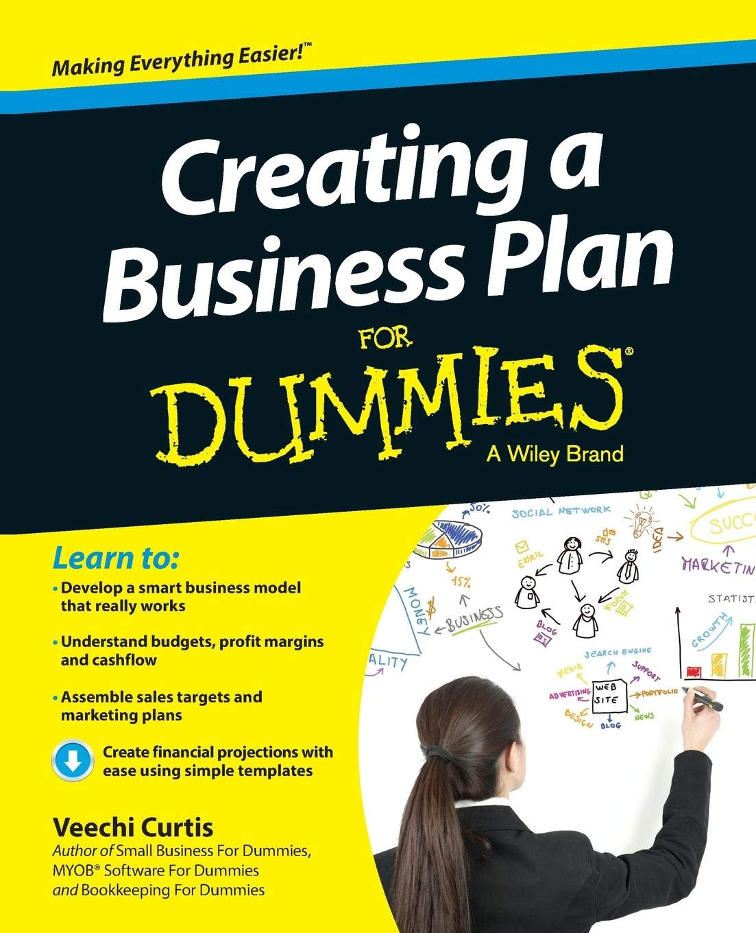 Amazon Com Creating A Business Plan For Dummies For