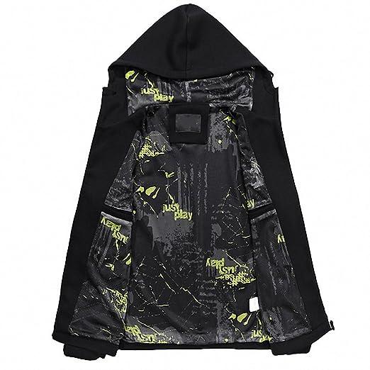 Amazon.com: Mens Autumn Jacket Men Casual Military Windbreaker Thin Coat Male 95% Cotton Hooded Collar Loose chaqueta hombre: Clothing