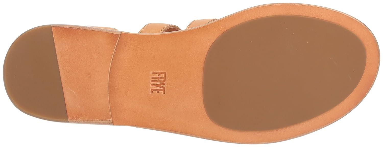 974feab21d2d Amazon.com  FRYE Women s Blair Side Ghillie Gladiator Sandal  Shoes