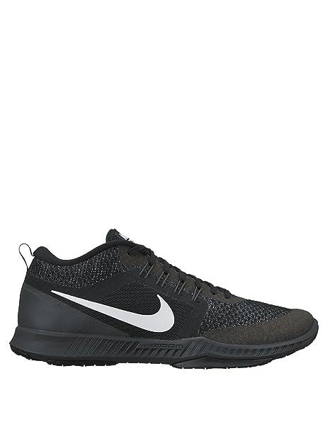 Nike - Performancezoom Domination Trainer - Zapatillas Fitness e Indoor - Black/White/Anthracite