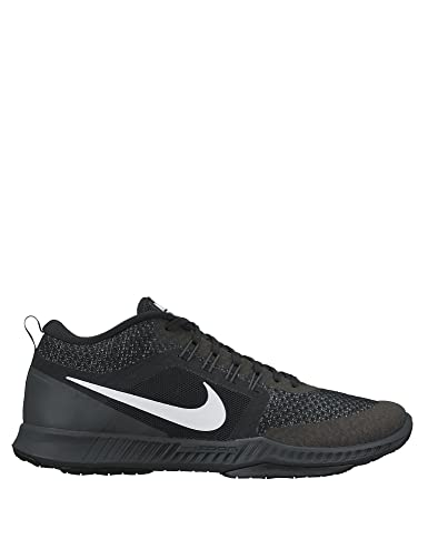 554b347fa Nike Mens Zoom Domination Cross Training Shoes Black/Anthracite/White  917708-001 Size