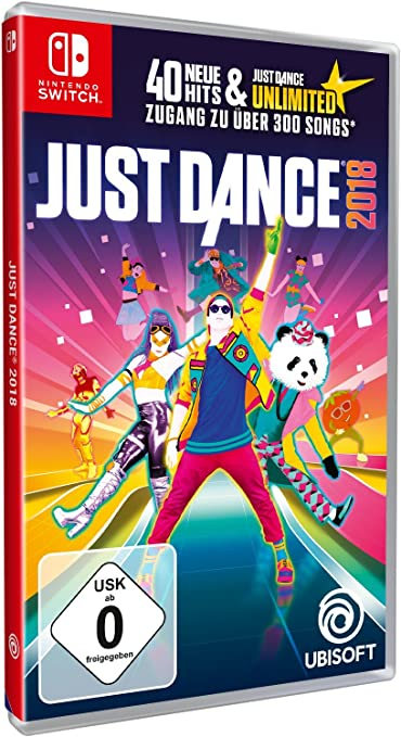 Just Dance 2018 - Nintendo Switch [Importación alemana]: Amazon.es ...