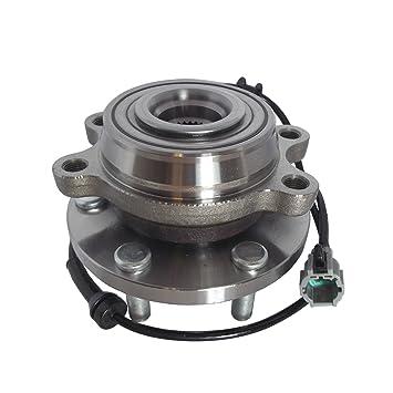 Other Rodamiento de rueda delantera con sensor + ABS ajuste para un Nissan Pathfinder MK3 3.0