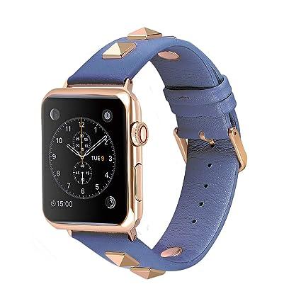 Amazon.com: Solomo - Correa de repuesto para Apple Watch, de ...