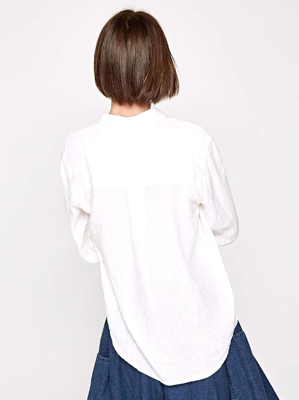 Pepe Jeans Camicia Donna Halima PL303329 PESD