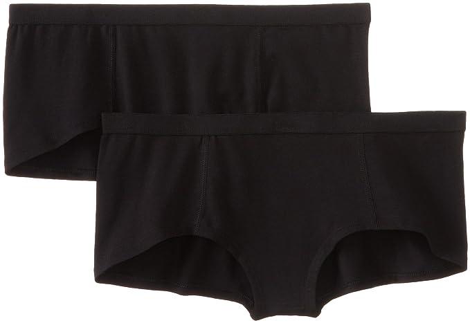 Pact Women s 2-Pack Organic Cotton Boyshort Panties at Amazon ... 1abe011b154