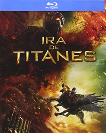 Ira De Titanes Digibook Blu-Ray [Blu-ray]: Amazon.es: Sam ...