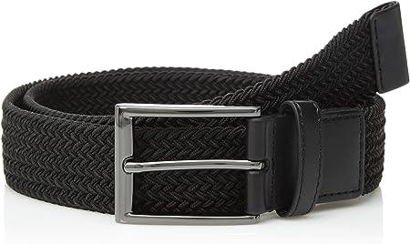 Van Heusen Hombre AVB1007 Cinturón - negro - X-Large